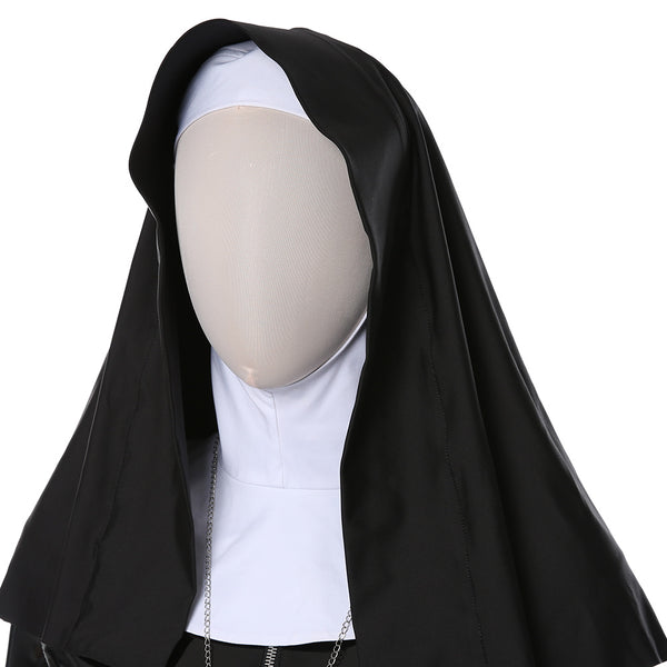 Hitman 5: Absolution Sister Rosewood Orphanage Nun Outfit Cosplay Costume