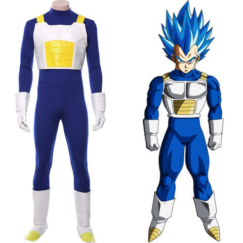 DRAGON BALL Dragonball Z Vegeta IV Outfit Cosplay Costume