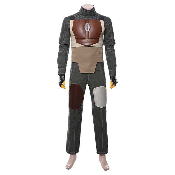Star Wars Mandalorian Uniform Cosplay Costume
