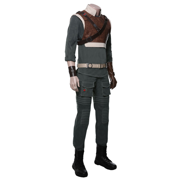 Star Wars Jedi: Fallen Order Cal Kestis Outfit Cosplay Costume