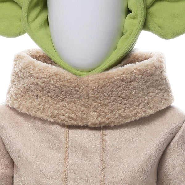Star Wars The Mandalorian Baby Yoda Suit For Kids Children Cosplay Costume