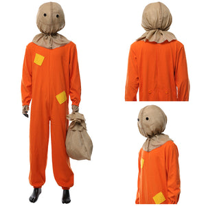 Trick 'R Treat Sam Suit Adult Cosplay Costume