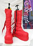 ONE PIECE Perona Cosplay Boots Shoes