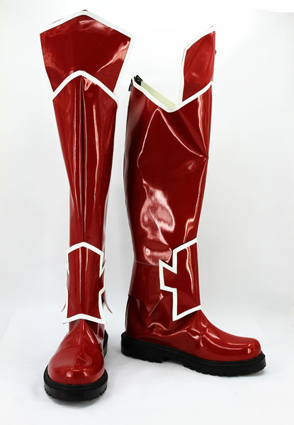 Sword Art Online Kirito Knight of Blood Cosplay Boots Shoes
