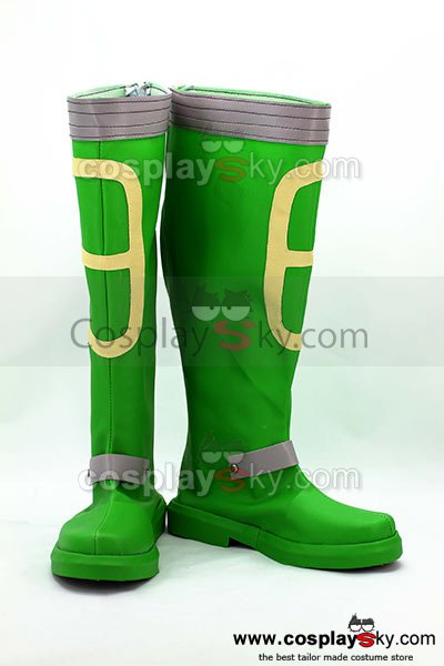 Sword Art Online Agil Andrew Gilbert Mills Cosplay Boots Shoes