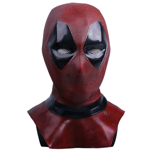 2018 Movie Deadpool 2 Wade Winston Wilson Helmet Cosplay Accessories