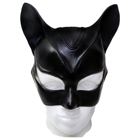 Batman Catwoman Helmet Fancy Adult Halloween Accessories Cosplay Props