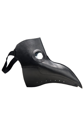 The Plague Doctor Cosplay Mask Raven Mask Halloween Props Adult