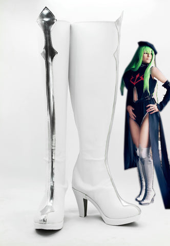 CODE GEASS Lelouch of the Rebellion CC cosplay shoes boots