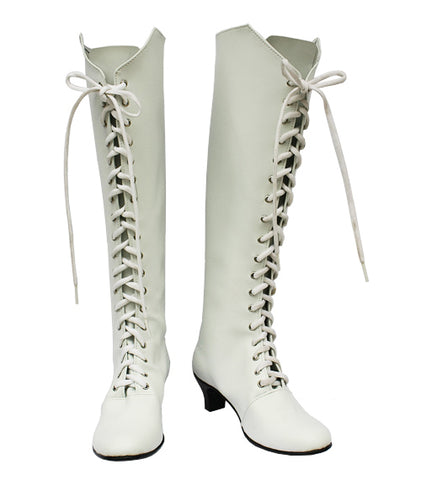 Rozen Maiden Kirakishow Anime Cosplay Boots Shoes Custom made