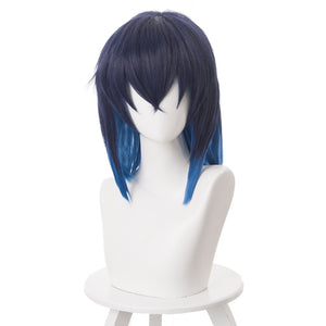 Demon Slayer Hashibira Inosuke Cosplay Wigs