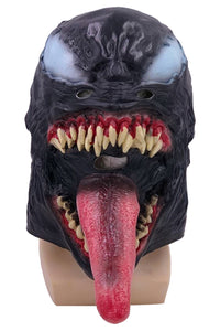 2018 Venom Symbiote Cosplay Mask Latex Helmet Adults Version Two