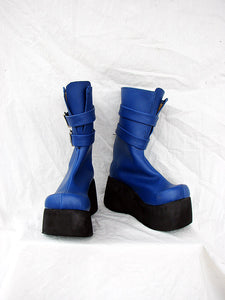 Battle Vixens Lu Meng Cosplay Boots Custom Made