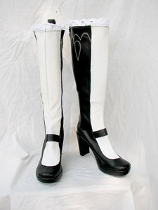 Shining Wind Xecty Cosplay Boots Shoes Custom Made