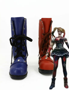 Batman: Arkham Knight Harley Quinn Cosplay Shoes