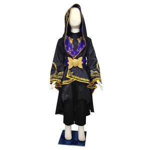 Twisted-Wonderland Uniform Outfit Halloween Carnival Costume Cosplay Costume for Kids Children