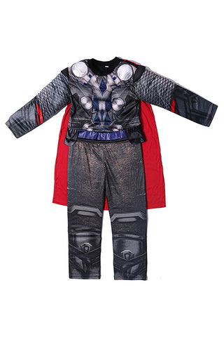 Marvel Thor Outfit whole set for kids children