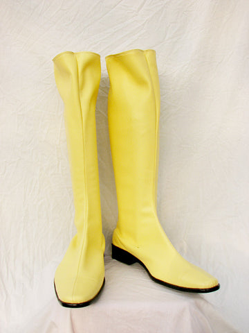 Mobile Suit Gundam Bright Noa Cosplay Boots Shoes