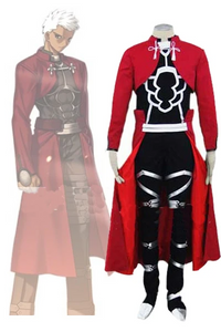 Fate/stay night  Archer Outfit Cosplay Costume