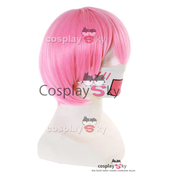 Re:Zero Life in a Different World from Zero Ram Cosplay Wigs