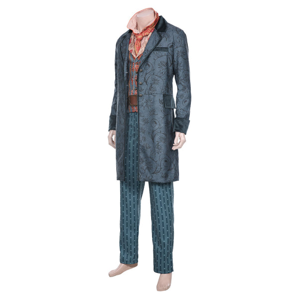 Dolittle Dr. John Dolittle Suit Ver. A Cosplay Costume