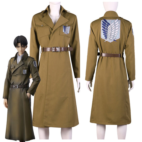 Attack on Titan Hoodie Scout Legion Coat Halloween Carnival Clothing Cosplay Costume