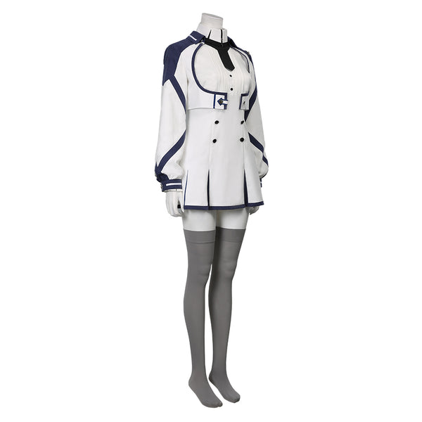 Demon King Academy-Misha Necron Women Dress Outfits Halloween Carnival Suit Cosplay Costume