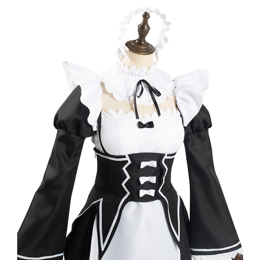 Re Life In A Different World From Zero Frederica Baumann Women Dress O New Cosplaysky
