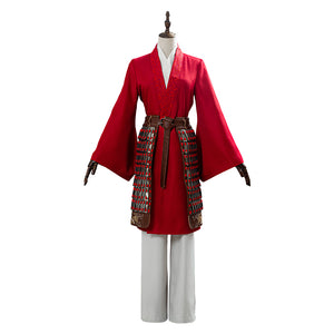 2020 Movie Mulan Mulan Armor Cosplay Props