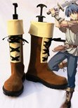 Ys VS Sora no Kiseki Julio Cosplay Boots Shoes