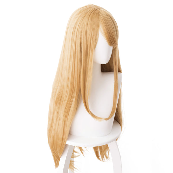 League of Legends the Nine-Tailed Fox Ahri K/DA Skin Cosplay Wig