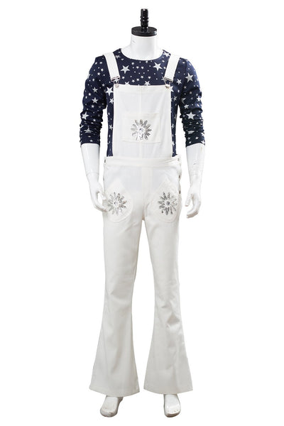 Rocketman Elton John Cosplay Costume