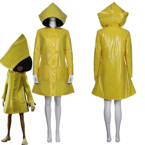 Little Nightmares 2 Six Coat Only Cosplay Costume