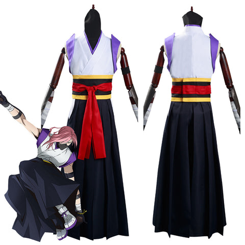 SK8 the Infinity Cherry Blossom Outfits Halloween Carnival Suit Cosplay Costume