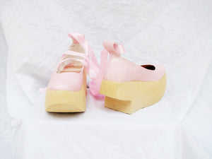 Mermaid Melody Pichi Pichi Pitch Nanami Lucia Cosplay Shoes