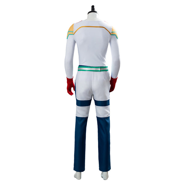My/Boku no Hero Academia Lemillion Mirio Togata Uniform Cosplay Costume