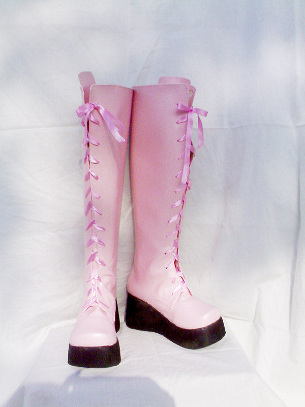 Kingdom Hearts Kairi Cosplay Boots Custom Made