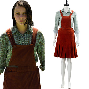 His Dark Materials-Lyra Cosplay Costume
