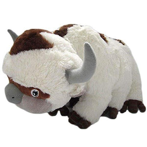 Cute Gift Avatar The Last Airbender Appa Plush Stuffed Doll Toy Pillow-Fandomsky