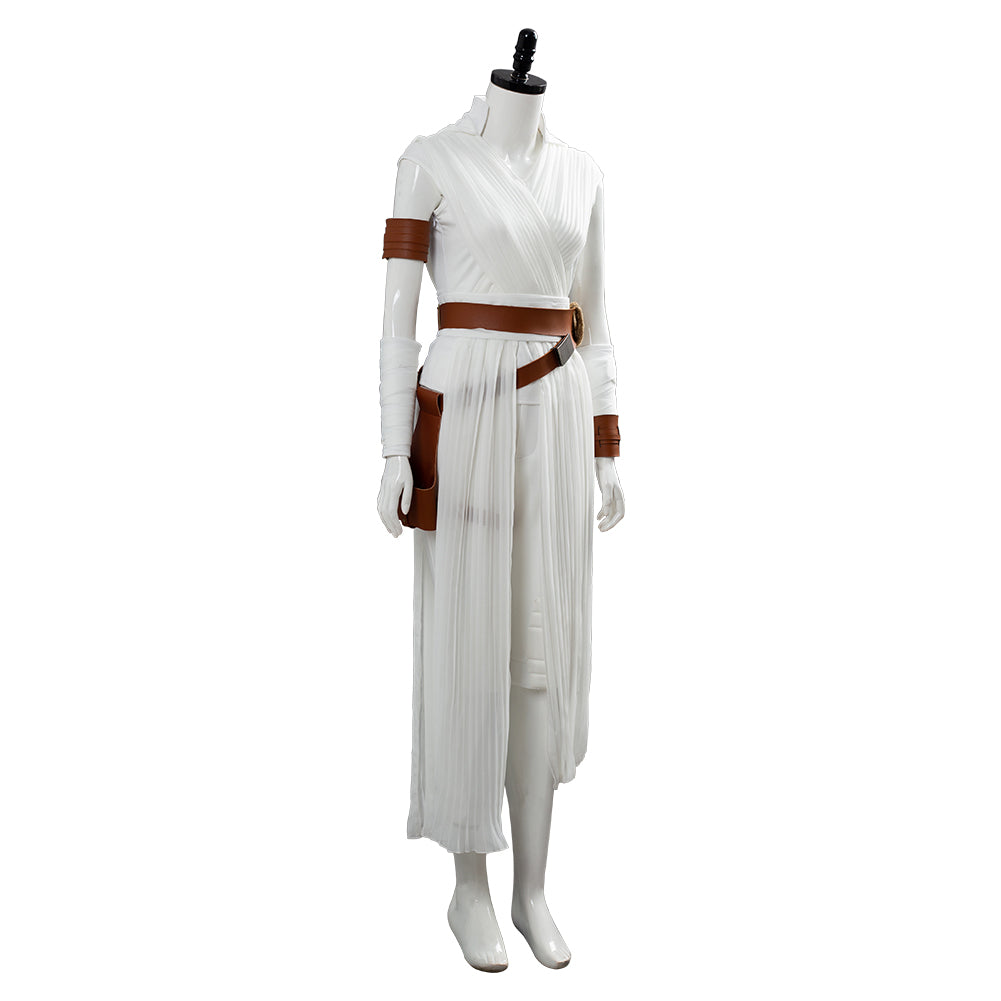 Star Wars 9 The Rise Of Skywalker Rey Cosplay Costume New Cosplaysky