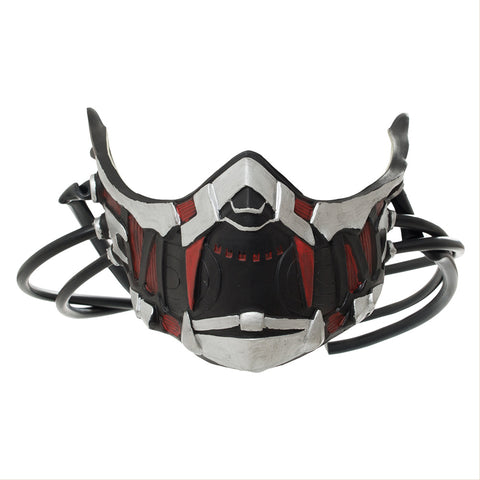 Video Game CODE VEIN Mia Face Cover Halloween Cosplay Accessories