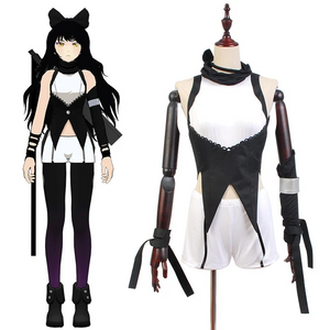 RWBY Blake Belladonna Uniform Cosplay Costume