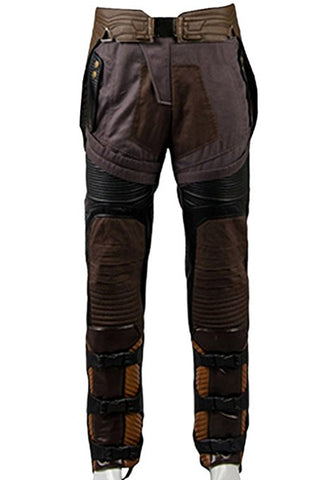 Guardians of the Galaxy 2 Peter Jason Quill Starlord Pants Only Cosplay Costume