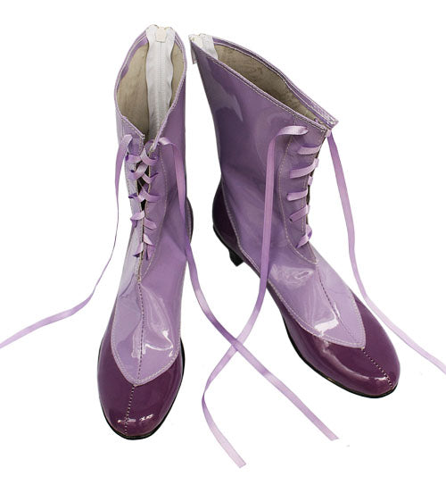 Pandora Hearts Sharon Reinzuwasu Cosplay Boots Shoes