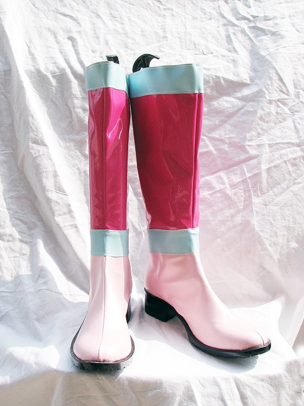 Rockman Alice Cosplay Boots Shoes
