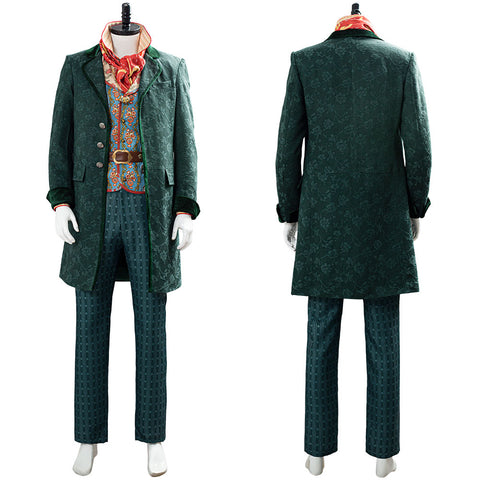 The Voyages of Doctor Dolittle Dolittle Uniform Cosplay Costume