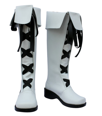 Katekyo Hitman Reborn Prince the ripper Belphegor Cosplay Boots Shoes