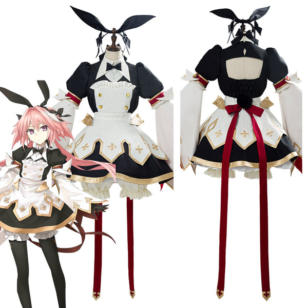 Fate/Grand Order Saber Astolfo Full Set Cosplay Costume