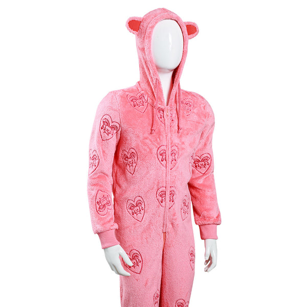 Birds of Prey 2020 And the Fantabulous Emancipation of One Harley Quinn Kids Children Hooded Pajamas Sleepwear Cosplay Costume