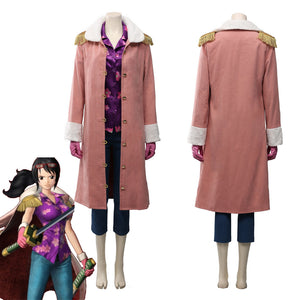 One Piece:Pirate Warriors 4 Tashigi Halloween Carnival Costume Cosplay Costume